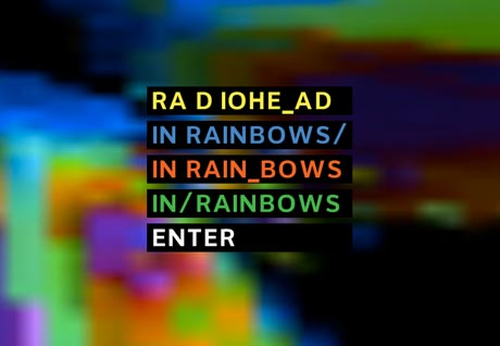 up radiohead Radiohead Revolutionalizes with In Rainbows    How can Other Artists Learn From Them?