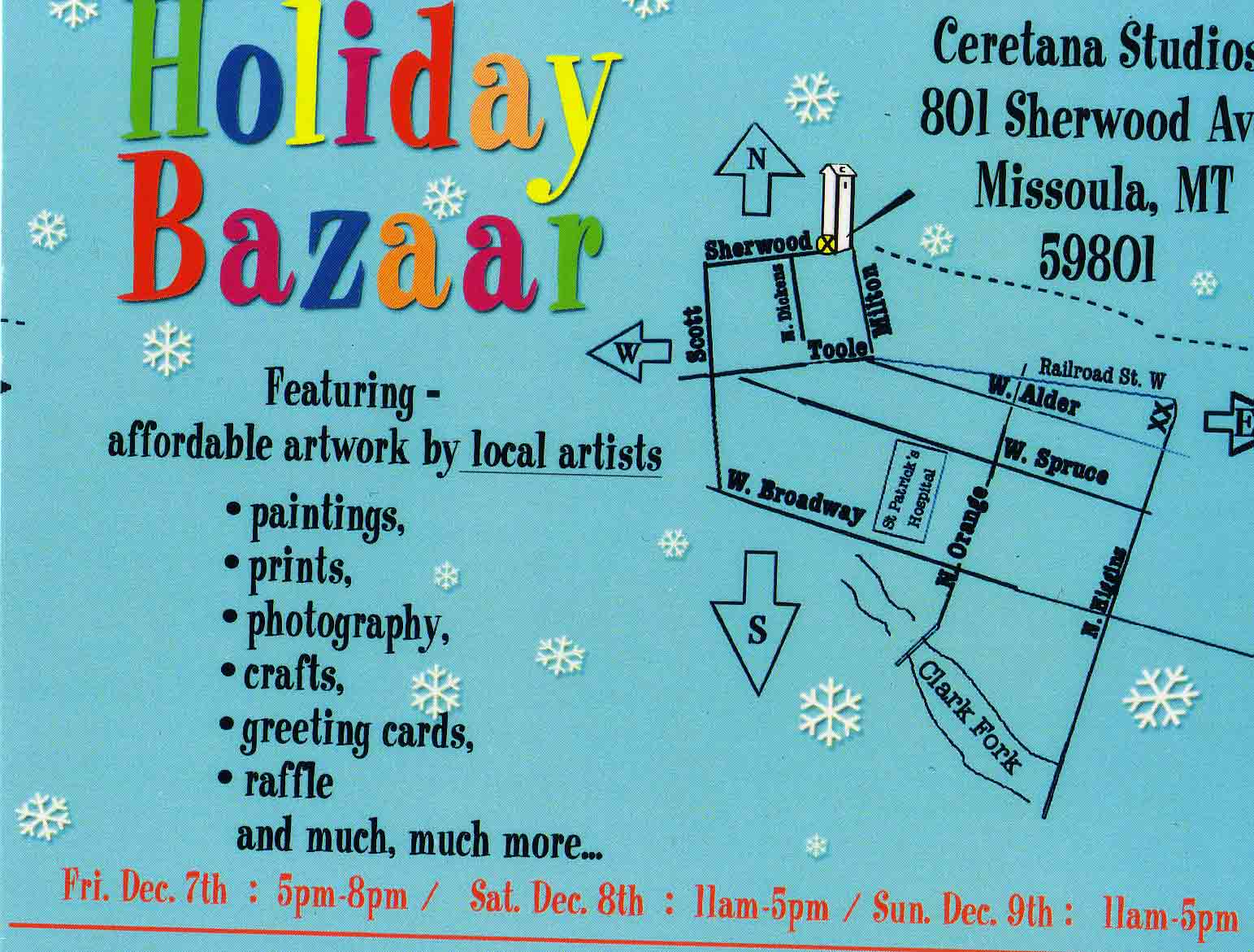 holidaybazzar Ceretana Holiday Bazaar